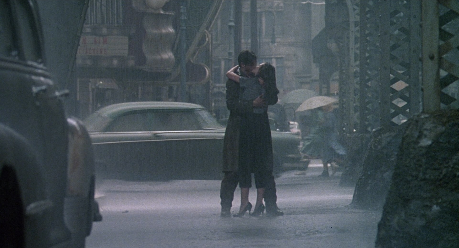 Streets of Fire – Michael Pare & Diane Lane