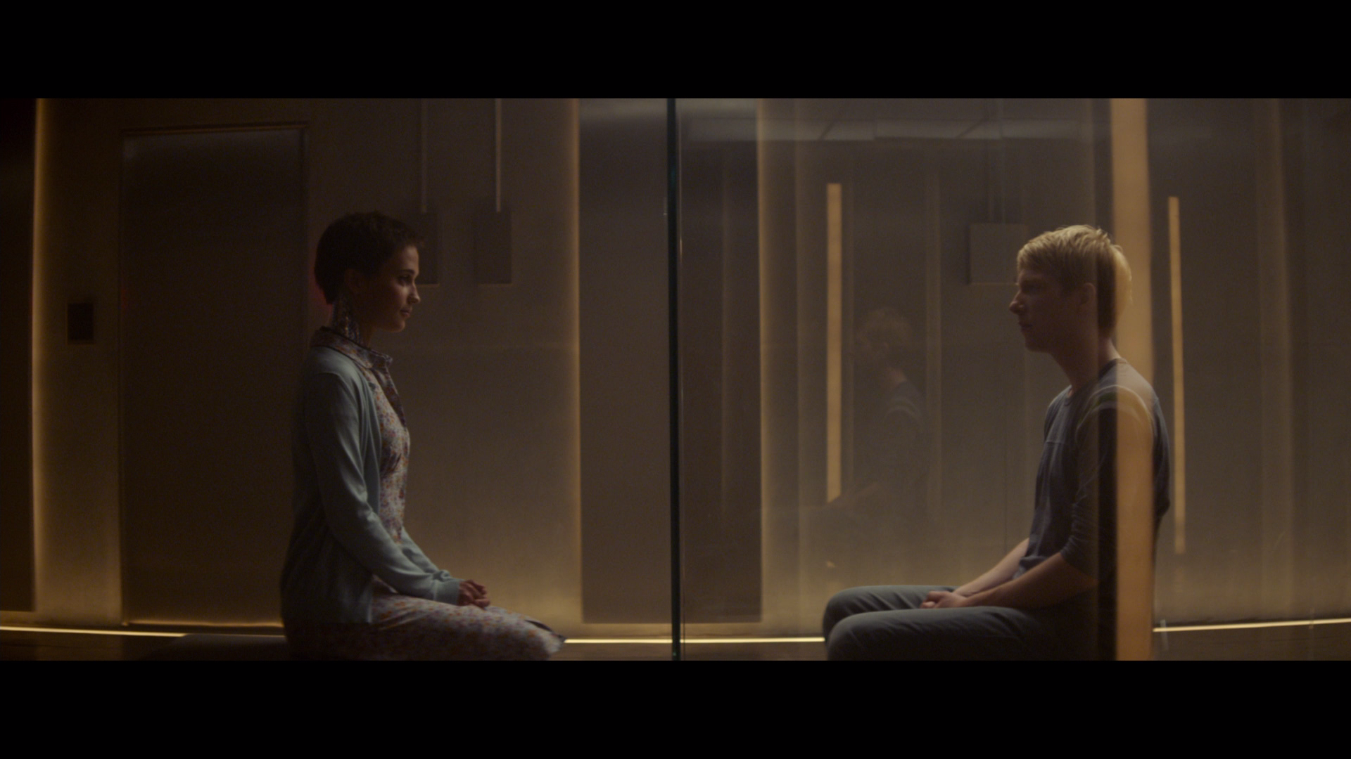 Ex Machina 4k Ultra Hd Blu Ray Ultra Hd Review High