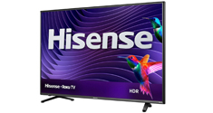 Hisense R6 Roku 4K TV