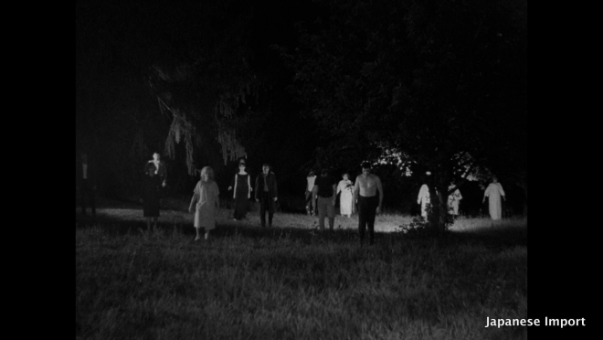 Night of the Living Dead Japanese Import