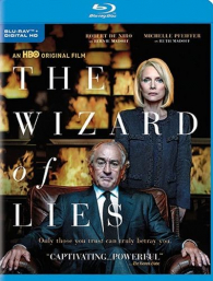 Image result for Wizard of Lies Blu Ray