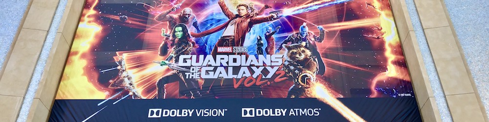 Guardians of the Galaxy Vol. 2 in Dolby Cinema