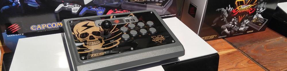 Mad Catz Street Fighter V FightStick Impressions