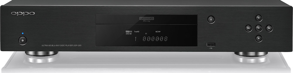 Gear Review: OPPO UDP-203 4K Ultra HD Blu-ray Player