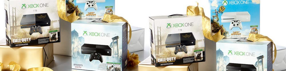 High-Def Digest's Xbox One Holiday Gift Guide 2014: Xbox Rising