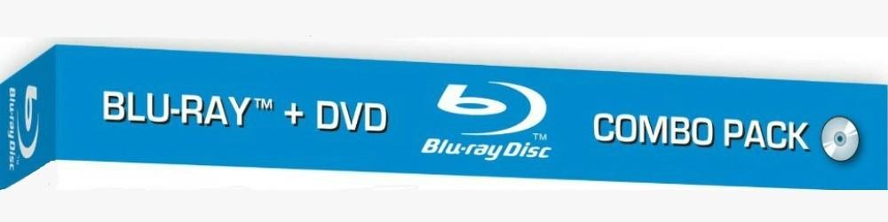 Blu-ray + DVD Combo Pack