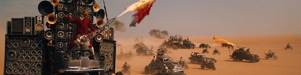 Mad Mad: Fury Road Blu-ray