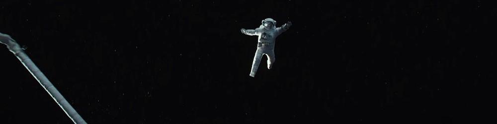 Gravity Blu-ray