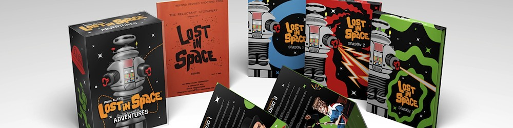 Lost in Space Blu-ray