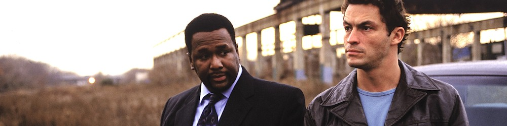 The Wire Blu-ray