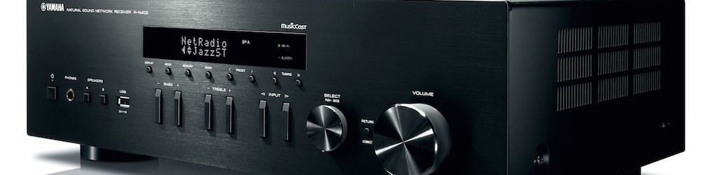 Yamaha MusicCast R-N402 Hi-Fi Network Receiver Review!