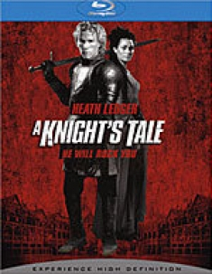 A Knight's Tale [Blu-Ray Box Art]