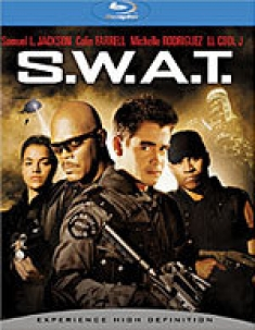 S.W.A.T. [Blu-Ray Box Art]