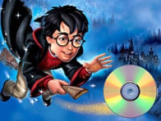 Harry Potter Disc Cartoon Image