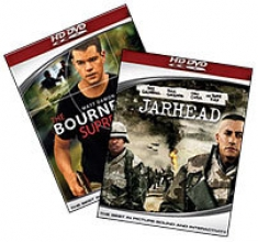 Jarhead, Bourne Supremacy HD-DVD Box Art