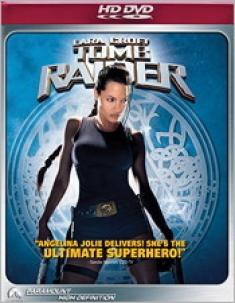 Lara Croft: Tomb Raider [HD-DVD Box Art]