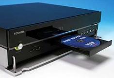 Toshiba HD-XA1 HD-DVD Player