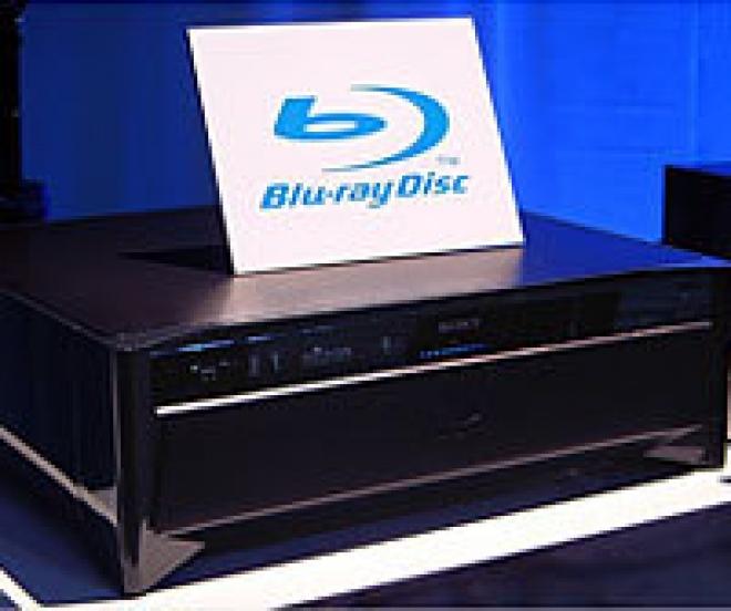 Sony Blu-Ray Player [Prototype]