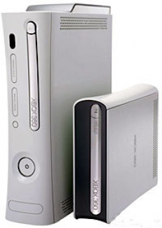 Xbox 360 & HD-DVD Add-On Drive