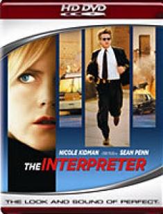 The Interpreter [HD DVD Box Art]