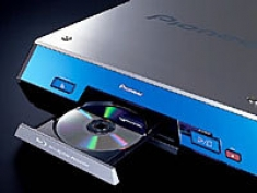 Pioneer BDP-HD1 Blu-Ray Player