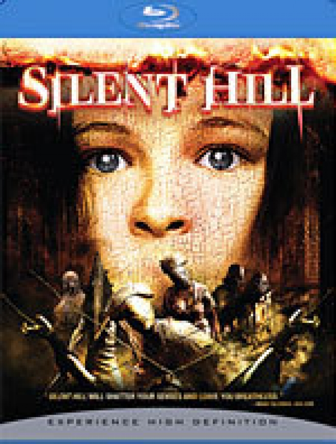 Silent Hill [Blu-ray Box Art]