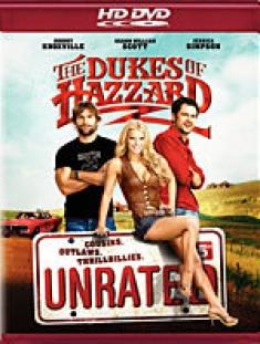 The Dukes of Hazzard [HD DVD Box Art]