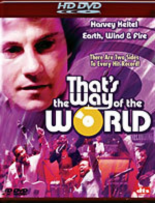 That's the Way of the World [HD DVD Box Art]