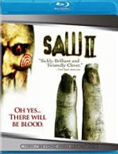 Saw II [Blu-ray Box Art]