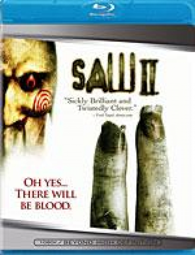 Saw II [Blu-ray Box Art]