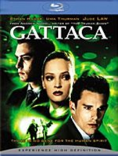Gattaca [Blu-ray Box Art]