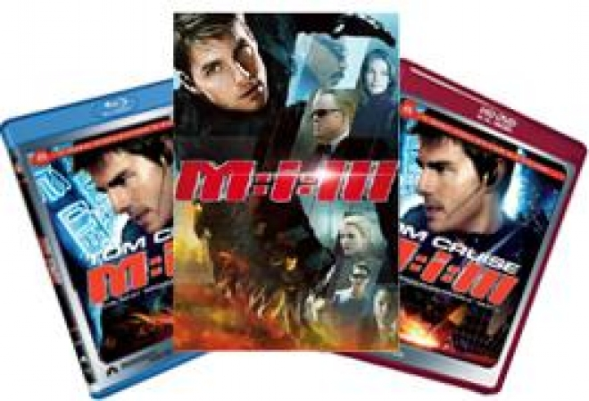 Mission: Impossible III [Box Art Triptych]