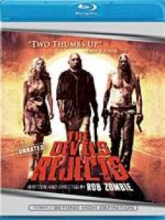 The Devil's Rejects [Blu-ray Box Art]