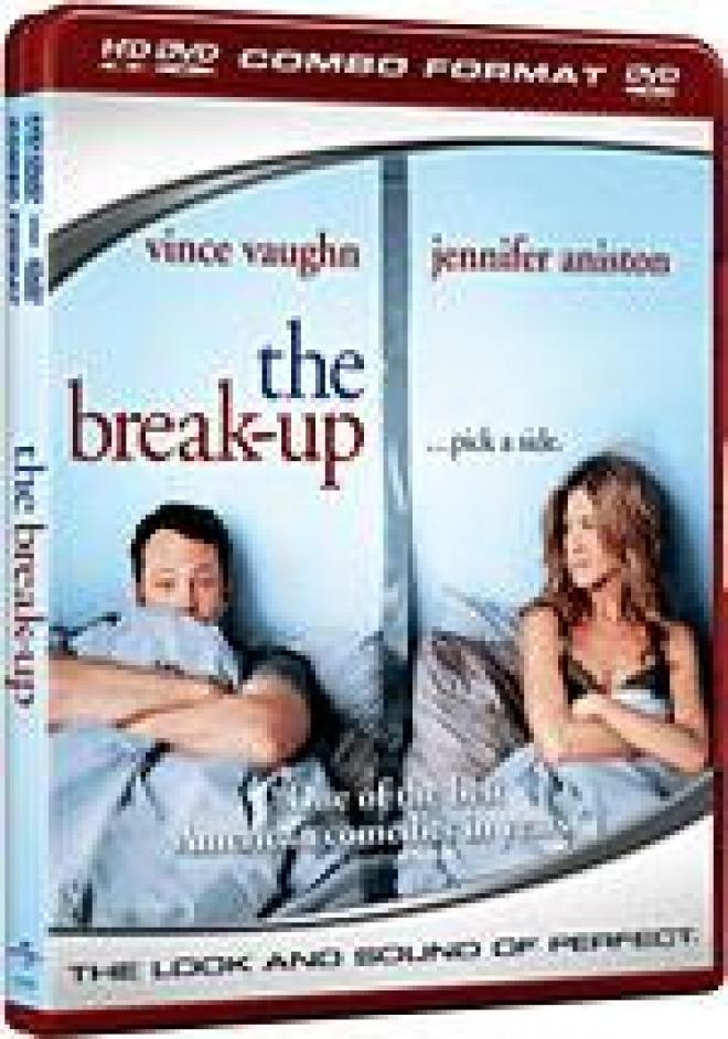 The Break-Up [HD DVD Box Art]