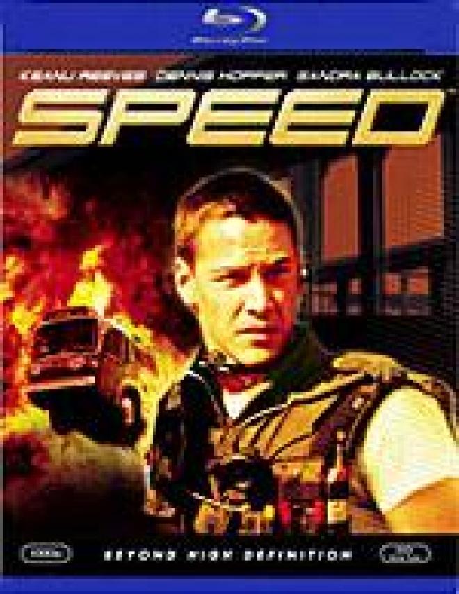 Speed [Blu-ray Box Art]