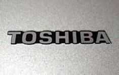 Toshiba Logo [Steel]