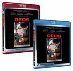 Reds [Blu-ray, HD DVD Box Art Combo]