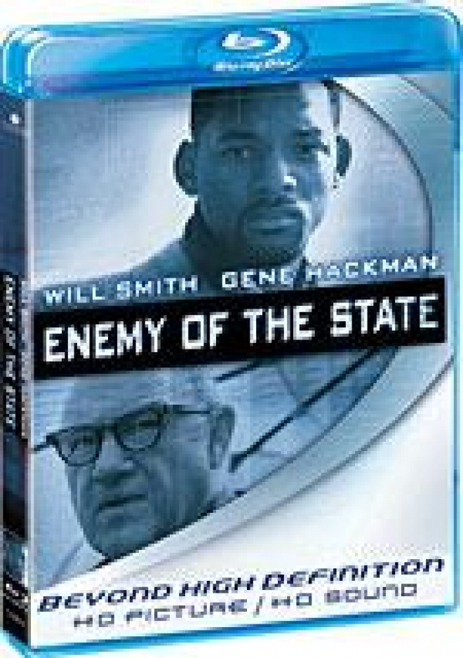 Enemy of the State [Blu-ray Box Art]