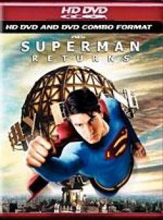 Superman Returns [HD DVD Box Art]