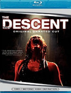 The Descent [Blu-ray Box Art]
