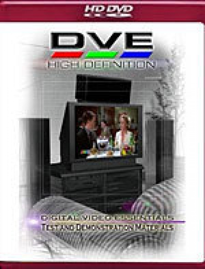 Digital Video Essentials [HD DVD Box Art]