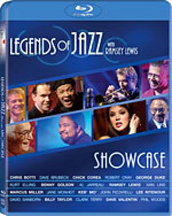Legends of Jazz Showcase [Blu-ray Box Art]