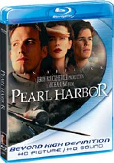 Pearl Harbor [Blu-ray Box Art]