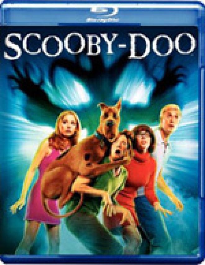Scooby-Doo (2002) [Blu-ray Box Art]