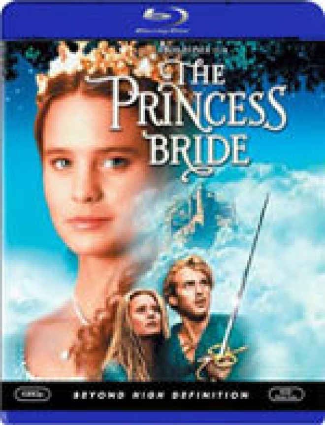 The Princess Bride [Blu-ray Box Art]