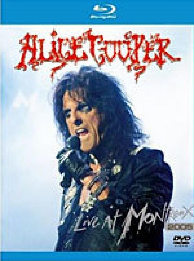 Alice Cooper: Live in Montreux 2005 [Blu-ray Box Art]