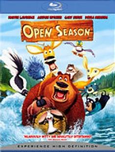 Open Season [Blu-ray Box Art]