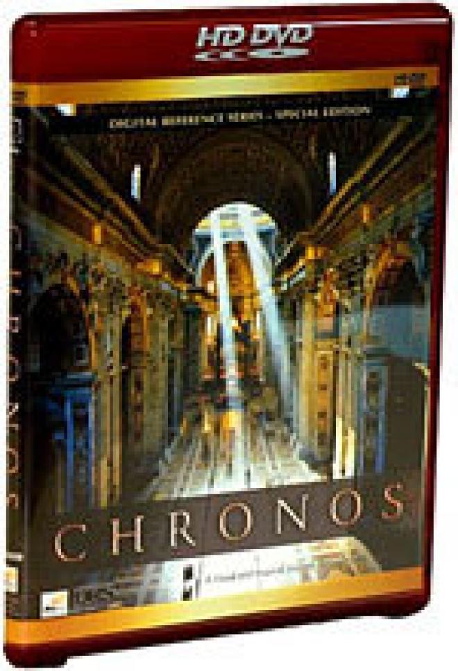 Chronos [HD DVD Box Art]