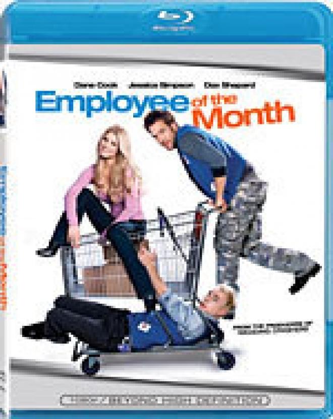 Employee of the Month [Blu-ray Box Art]