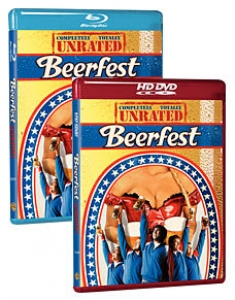 Beerfest [Blu-ray, HD DVD Box Art]